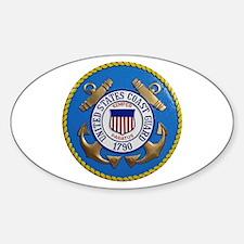 USCG Emblem Decal