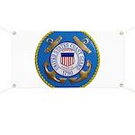 USCG Emblem Banner