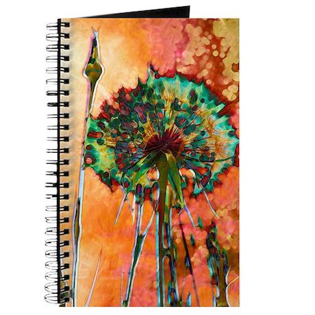 Journal Giant Dandelion