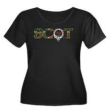 Pollock Clan Plus Size T-Shirt