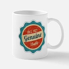 Retro Genuine Quality Since 1962 Mug