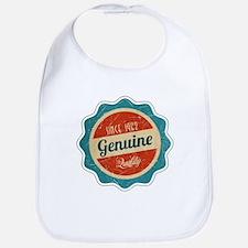 Retro Genuine Quality Since 1962 Bib