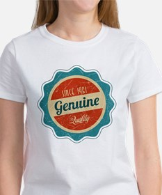 Retro Genuine Quality Since 1961 Women's T-Shirt