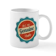 Retro Genuine Quality Since 1961 Mug