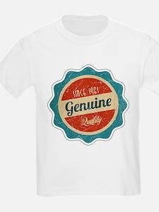 Retro Genuine Quality Since 1961 T-Shirt