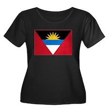 Barbuda Flag T Shirts T