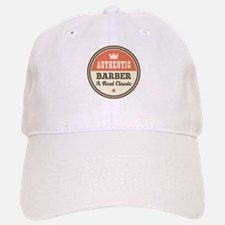 Barber Vintage Baseball Baseball Cap