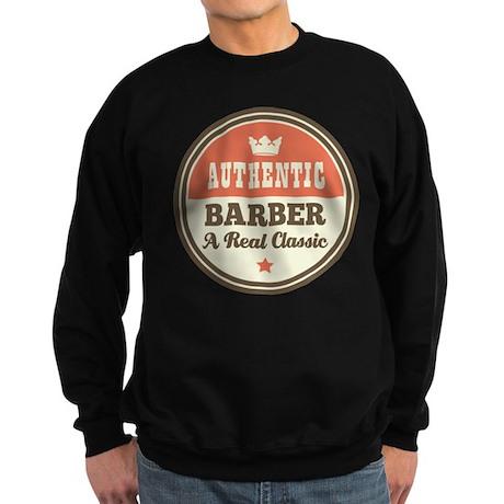 Barber Vintage Sweatshirt (dark)