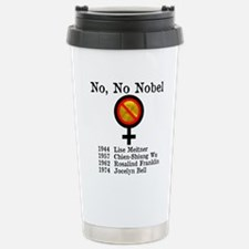 No No Nobel Travel Mug
