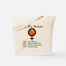 No No Nobel Tote Bag