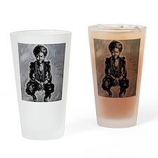 Nina Simone Drinking Glass