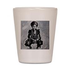 Nina Simone Shot Glass