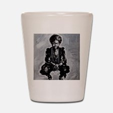 Nina Simone Shot Glass