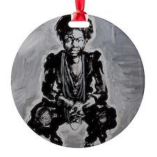 Nina Simone Ornament