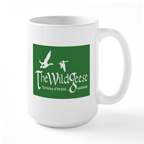 The Wild Geese Logo Large Mug