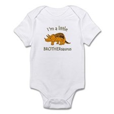 I'm a Little Brothersaurus Infant Bodysuit