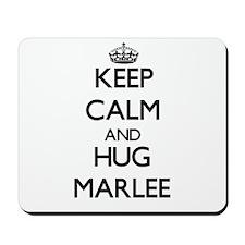 Keep Calm and HUG Marlee Mousepad