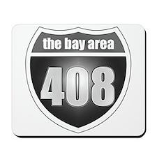 Interstate 408 (Bay Area) Mousepad