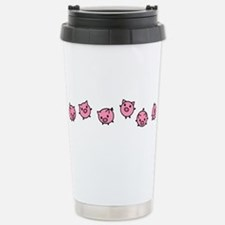 Cute Piglets Travel Mug