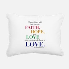 Faith, Hope, Love, The Greatest of these is Love R