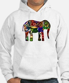 Abstract Image Hoodie