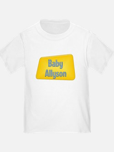 Baby Allyson T