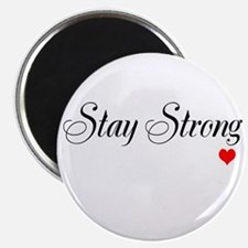 Stay Strong Magnets