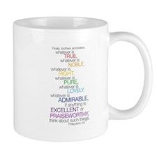 Whatever is... Mugs