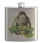 Cabin in the Woods Merman Flask