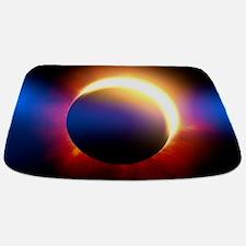 Solar Eclipse Bathmat
