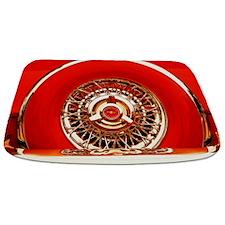 Red T-Bird Bathmat
