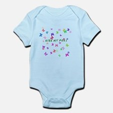 Butterfly Kiss my Port Body Suit