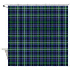 Tartan - Forbes Shower Curtain