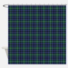 Tartan - Forbes Shower Curtain