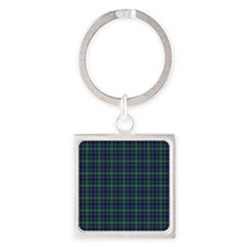 Tartan - Forbes Square Keychain