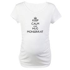 Keep Calm and HUG Monserrat Shirt