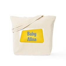 Baby Alina Tote Bag