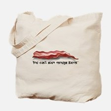 bacon gift copy Tote Bag