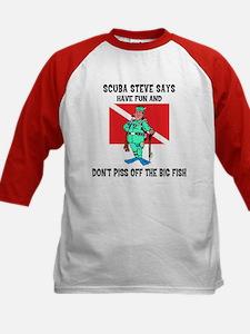 SCUBA Steve Says Tee