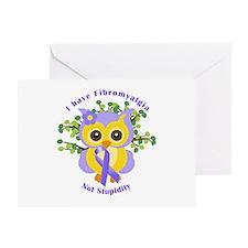 I have Fibromyalgia Greeting Card