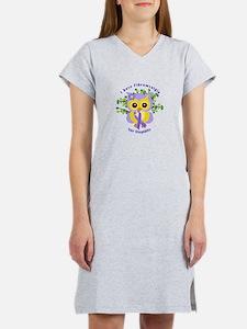 I have Fibromyalgia Women's Nightshirt