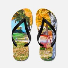 Unique Time travel Flip Flops