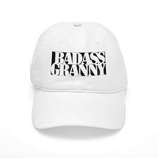 Badass Granny Baseball Cap