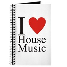 I Love House Music Journal