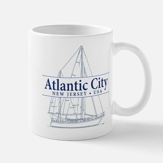 Atlantic City - Mug