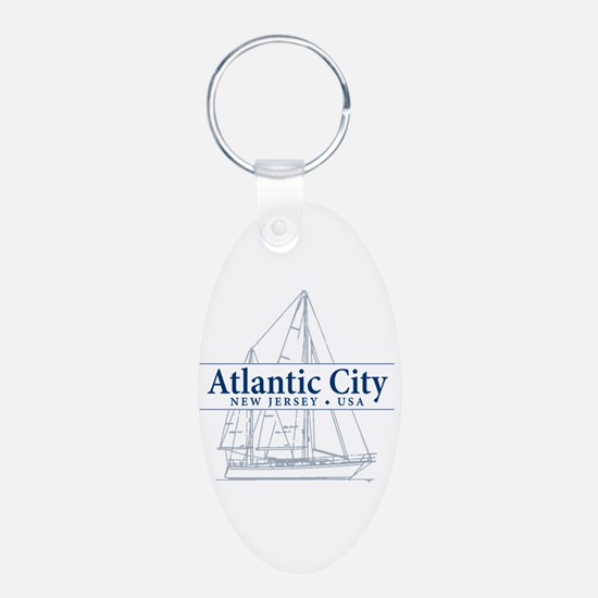 Atlantic City - Keychains