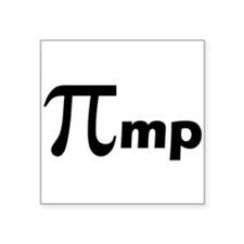 Math Pi Pimp Sticker