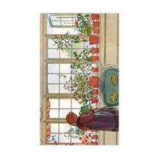 Flowers on the Windowsill by C Decal