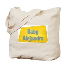 Baby Alejandra Tote Bag
