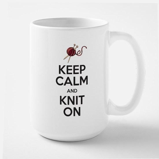 Knit On Mugs